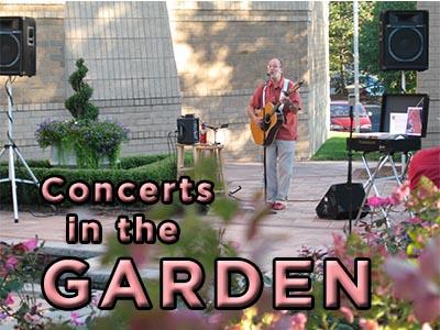concert in the garden icon