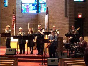 Contemporary Worship @ Sanctuary