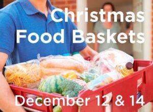 Pack Christmas Baskets @ Hickey Hall