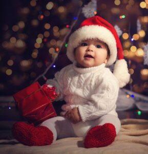 Baby's First Christmas @ Hickey Hall