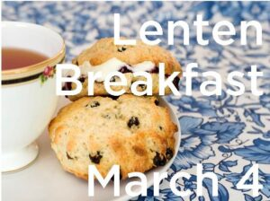 UMW Lenten Breakfast @ Rickard Chapel