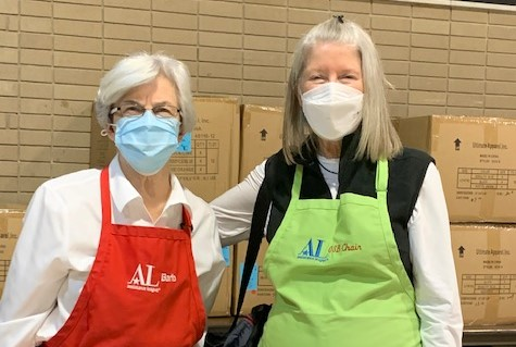 Working with Assistance League of Southeastern Michigan
