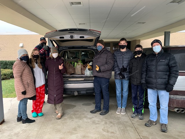 Drive-by Food Drive