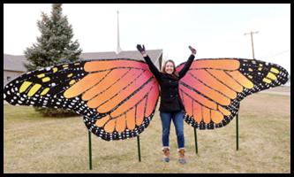 Butterfly Wings!