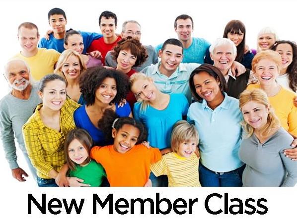 New members logo